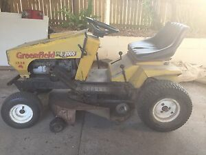 Greenfield Ride On Mower Lawn Mowers Gumtree Australia