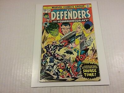The Defenders  26  Guardians Of The Galaxy App   Vf