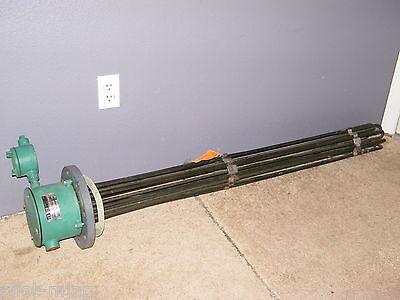 New Oem Warren Electric Corp Electric Heating Element 3wf 18 480 50 Ic Lt Y