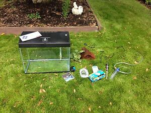 Blue Planet 70 litre fish tank full set up GREAT CONDITION!! Ringwood Maroondah Area Preview