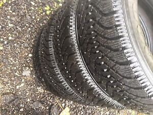 Winter tires for sale  Kitchener / Waterloo Kitchener Area image 1