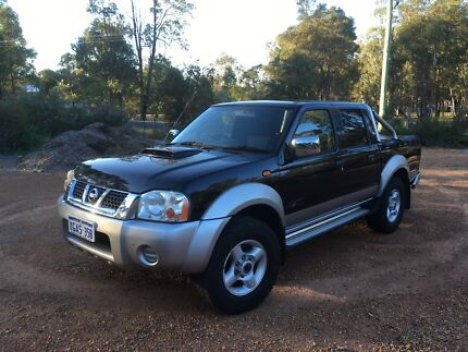2009 Nissan Navara D22 meticulously maintained, 169,000kms