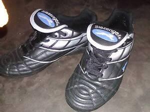 Slazenger football boots Athol Park Charles Sturt Area Preview