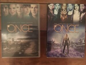 Coffret Dvd Once upon a time