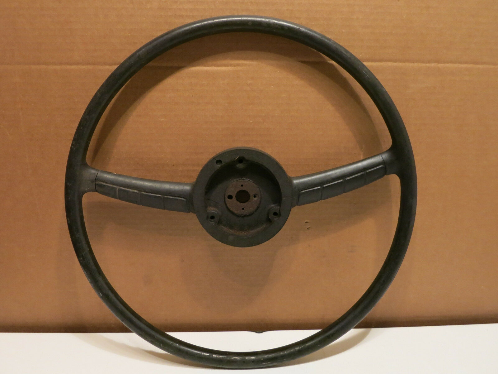 vintage antique steering wheel chevy ford dodge car truck. Black Bedroom Furniture Sets. Home Design Ideas