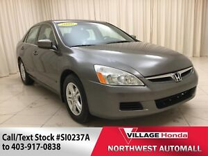 2006 Honda Accord SE | A/C | Sunroof |