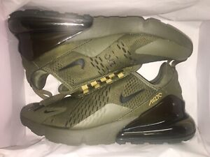 Air max 270 olive size 8
