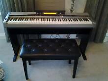 Casio Privia Digital Piano PX 400R with Stool Denmark Denmark Area Preview