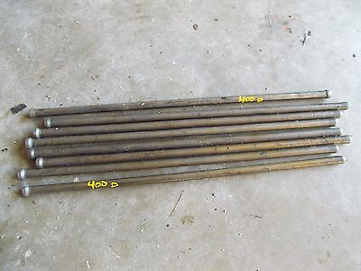 Farmall Ih 400 Diesel 400d Tractor Ih 8 Engine Motor Push Rods Rod