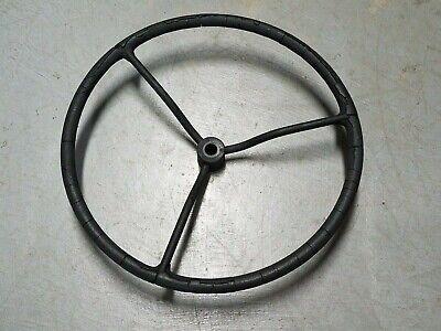 Vintage Ford 8n Gas Tractor - Steering Wheel - As - Is - 1950s