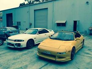 1992 Toyota MR2 Turbo Jap Spec 3sgte Coupe Heatherbrae Port Stephens Area Preview