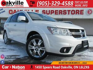 2016 Dodge Journey R/T   AWD   ROOF   DVD   REAR CAM   7 SEATS