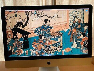iMac Retina 5k 27-Inch Late 2015 i5 3.2Ghz Quad-Core 24G Ram 256G SSD