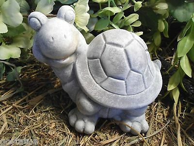 Latex only funny fat  turtle  Mold Plaster mold Concrete mold
