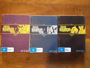 Harvey Birdman Attorney at Law Season 1-3 DVD Chidlow Mundaring Area Preview
