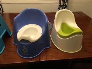 Potty's and stool