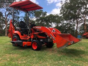 Kubota BX25D  Glenorie The Hills District Preview