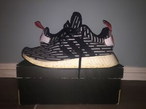 ADIDAS NMD R2 (Boost 2.0) SIZE 8.5 MENS