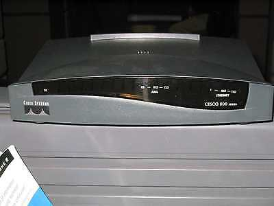 Cisco CISCO827 827 Router - 1 x 10Base-T LAN, 1 x ADSL WAN