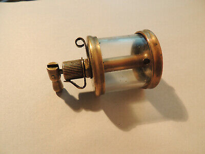 Brass Lunkenheimer No 1 Fig 1300 Sentinel Hit Miss Oiler Engine