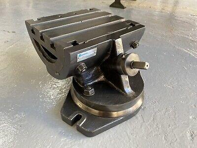 Yuasa 550-403 Adjustable Angle Plate For Milling Machine