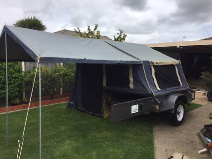 Camper trailer in great condition