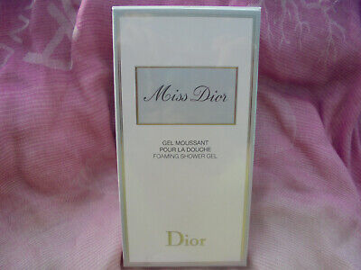 Dior Gel Duschgel (Dior Miss Dior Shower Gel Duschgel Gel Moussant NEU 200ml)
