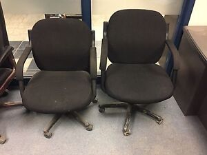 Office chairs available!! Business closing sale