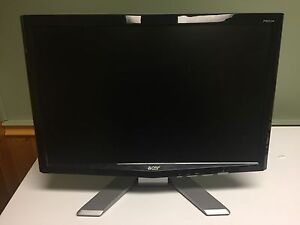 Acer P201W Monitor