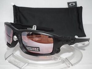 oakley z87 1 safety glasses mho4  OAKLEY SI BALLISTIC SHOCKTUBE OO9329-03 MATTE BLACK / PRIZM TR45 SHOOTING  Z87
