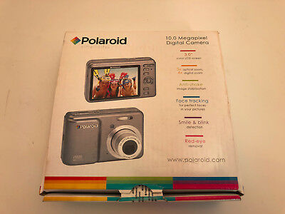 Polaroid CIA-01035S Digital Camera in Box