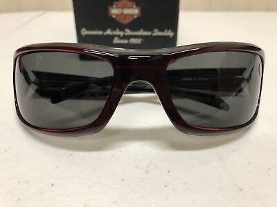 #514 NEW Harley-Davidson ladies goggles, red