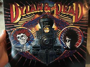 Dylan and the dead LP