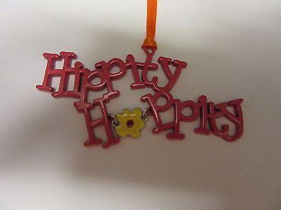Longaberger Hipptty Hoppity Easter Basket Tie on