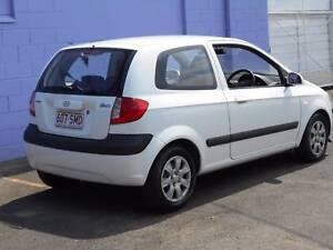 2007 Hyundai Getz Hatchback