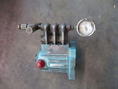 Cat 2sf29els.amk Triplex High Pressure Plunger Pump