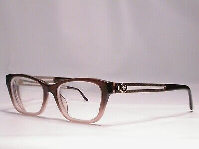 Authentic Versace Luxury Gold Designer Fashion Frames Eyeglasses Made in Italy
