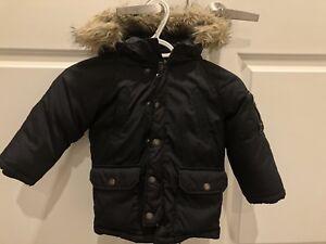 Gap boys warmest coat
