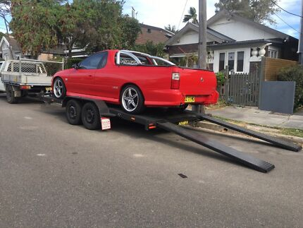 Car Trailer Hire/ or can pick up Sydney trailer location st Ives St Ives Ku-ring-gai Area Preview