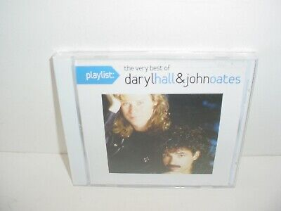 Daryl Hall and John Oates The Very Best of Playlist