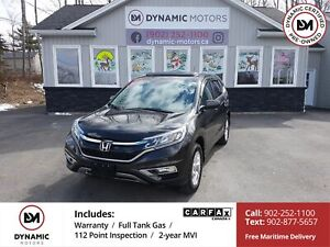 2016 Honda CR-V EX AWD! NEW BRAKES! OWN FOR $188 B/W, 0 DOWN,...