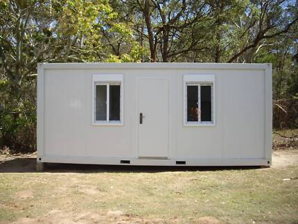 Portable Building - Granny Flat - DONGA - Office - Extra Dwelling Sheldon Brisbane South East Preview