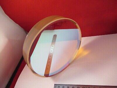 Optical Dichroic Concave Mirror Zerodur Substrate 5 Dia Thick Optics 8-b-51