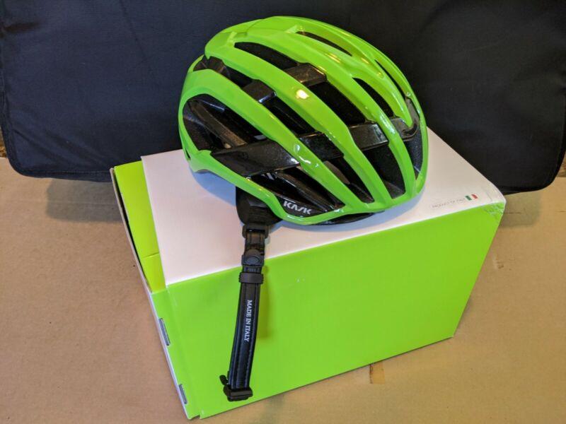 KASK Valegro Helmet in Medium and Excellent!  Rarer Green Color