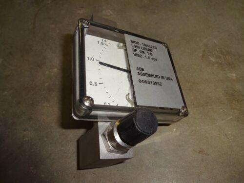 ABB 10A3220 ARMORED PURGEMETER