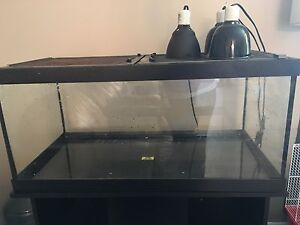 45 gallon tank and stand
