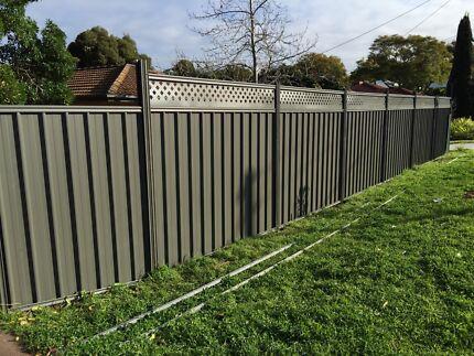 BRMP Fencing _ Fencing Company Ridgehaven Tea Tree Gully Area Preview