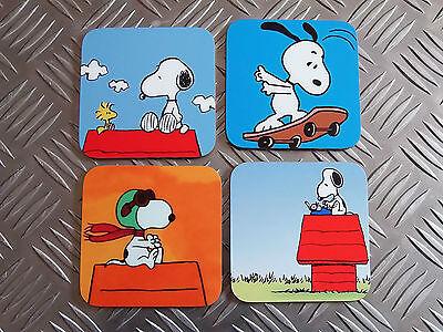 Snoopy Coaster Set Charlie Brown