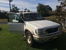 2000 Ford Explorer Wagon Grafton Clarence Valley Preview