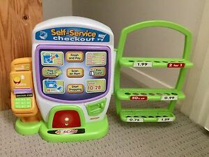 Little shop toy with Self-Checkout Werrington Penrith Area Preview